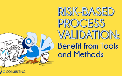 Risk-based process validation requires method deployment on a new level